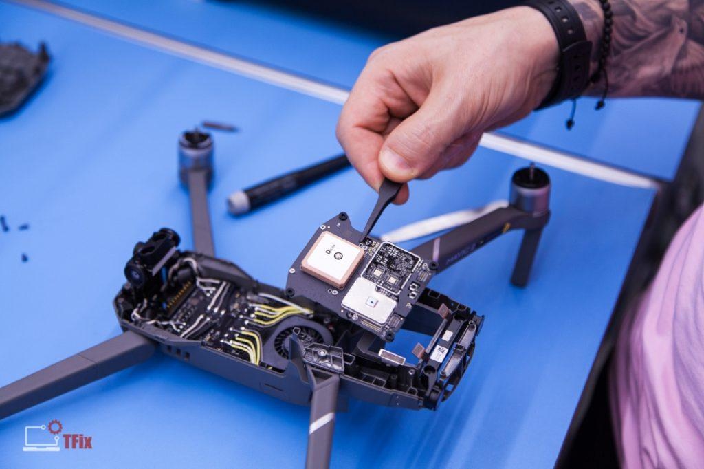 4-DJI-Mavic-2-Pro-Liquid-Damage-Evaluation-Drone-Repair-Centre-1030x686